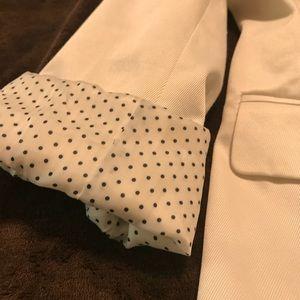 New York & Company Jackets & Coats - Off White Blazer